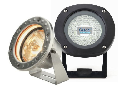 Lunaqua headlights