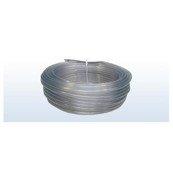 Clear slit crystall 9x12mm