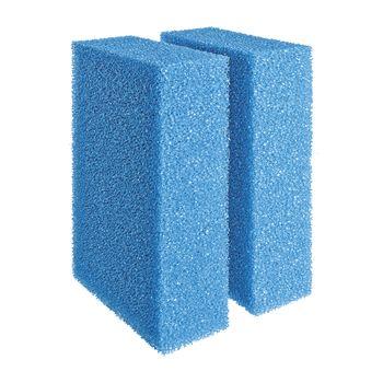 Ersatzschwamm Set blau BioTec 18 / 36 / 60000 / 140000