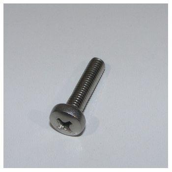 Linsenschraube V2A DIN 7985 5 x 22