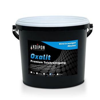 Oxalit Teichschlammentferner - Teichreinigung mit Sauerstoff - KOIPON