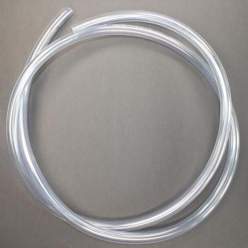 PVC Luftschlauch transp. DI 9 mm x 0,10m