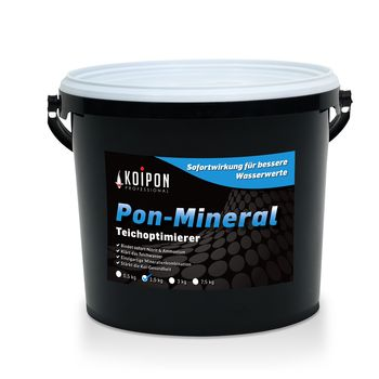 Pon-Mineral pond optimizer from KOIPON