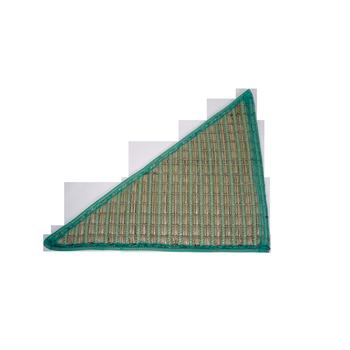 Schwimminsel Teich Dreieck 120x120x160 - für ca.16-20 Pflanzen