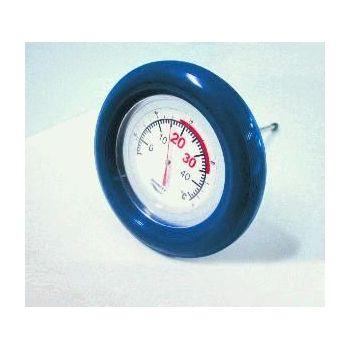 Schwimmthermometer, rund