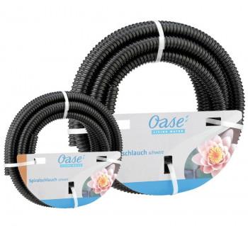 Spiral hose black 3/4 Length 5m