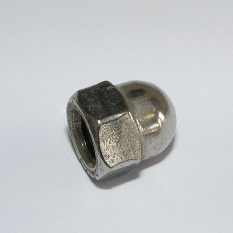 Hutmutter V2A DIN 1587 M8