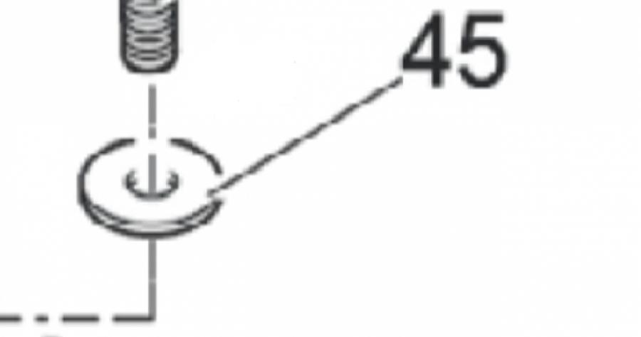 Unterlegscheibe VA DIN 9021 6,4