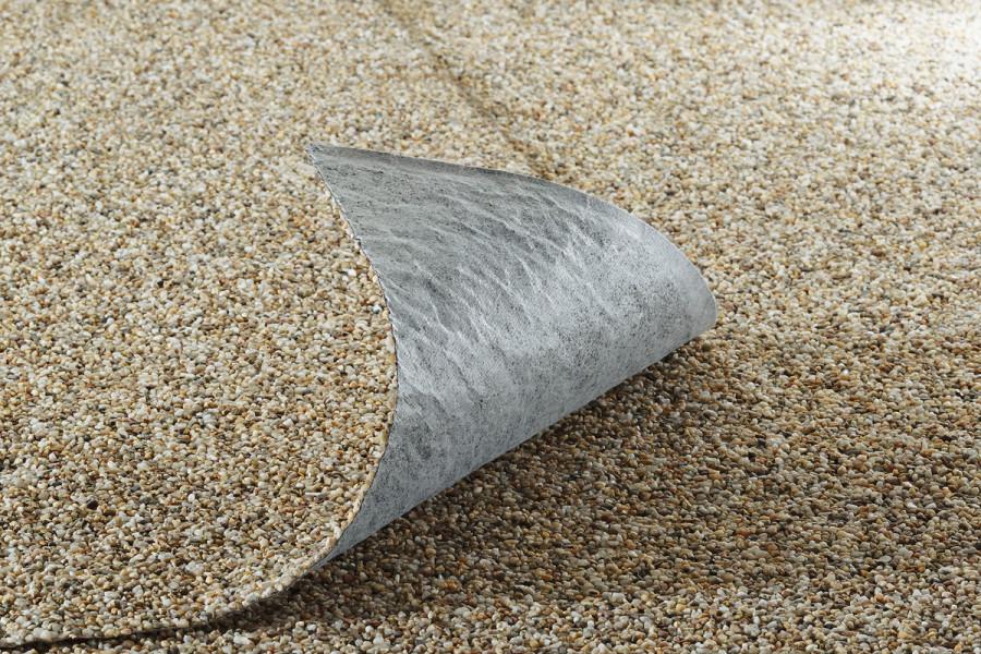 Steinfolie sand 0,6m breit