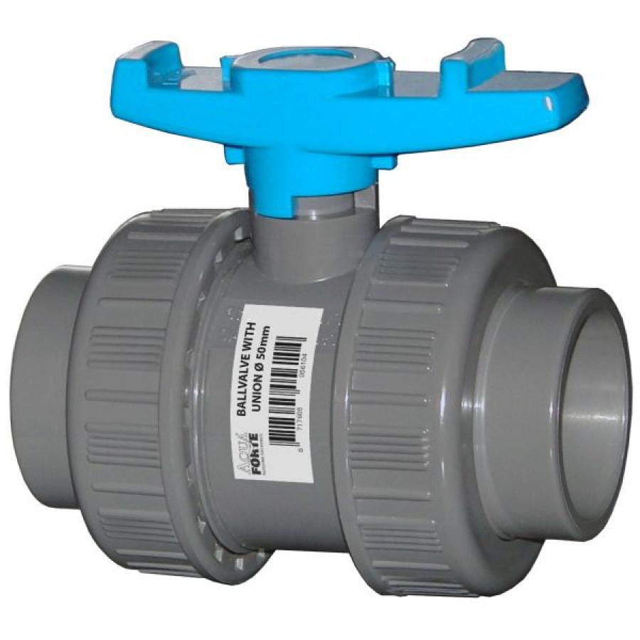 Pvc ball valve  EC 32mm