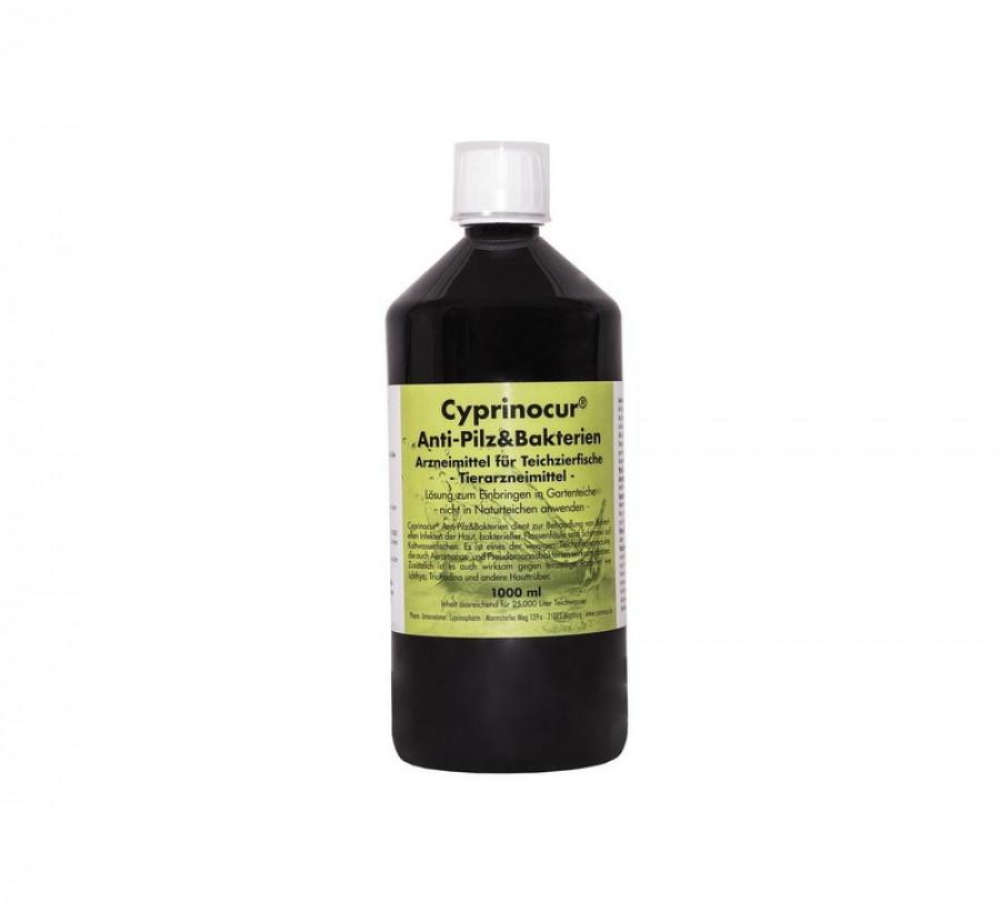 Cyprinocur Anti Pilz und Bakterien 1000ml .