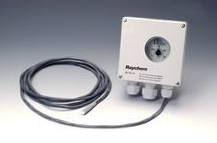 Thermostat Analog for heating tapes