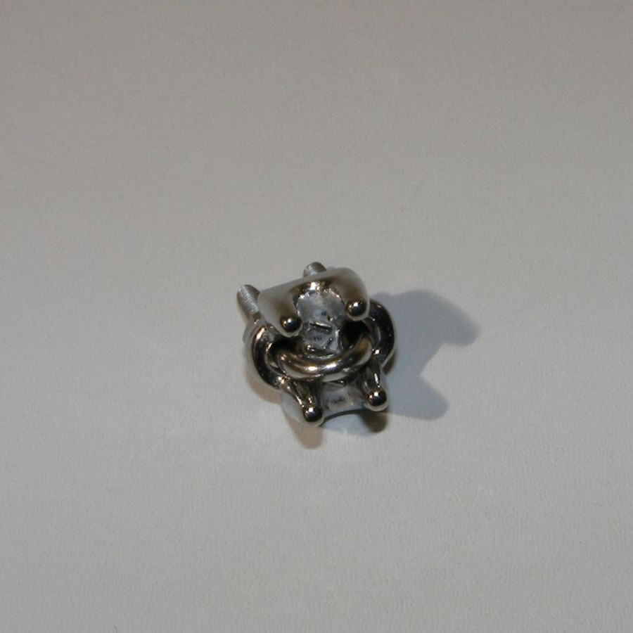 Edelstahl-Schraubklemme 3 mm