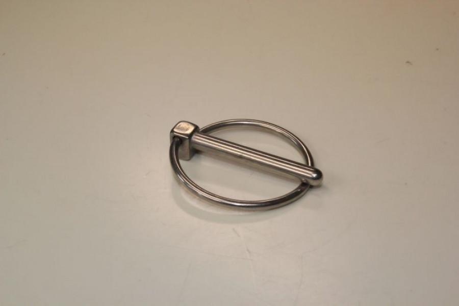 Klappsplint V2A DIN 11023 - 6 mm