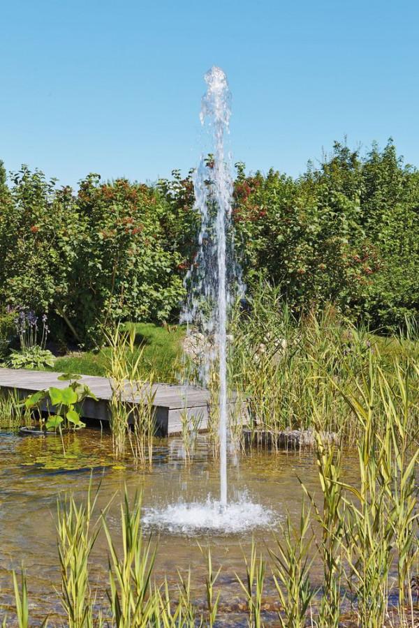 Oase Cluster Eco 15-38 Wasserfontäne