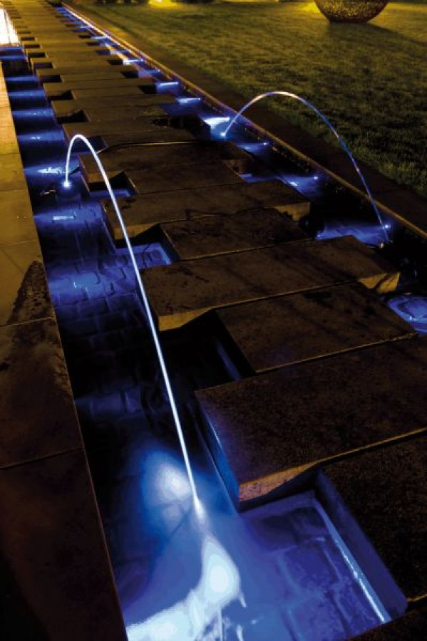 Oase Water Jet Lightning