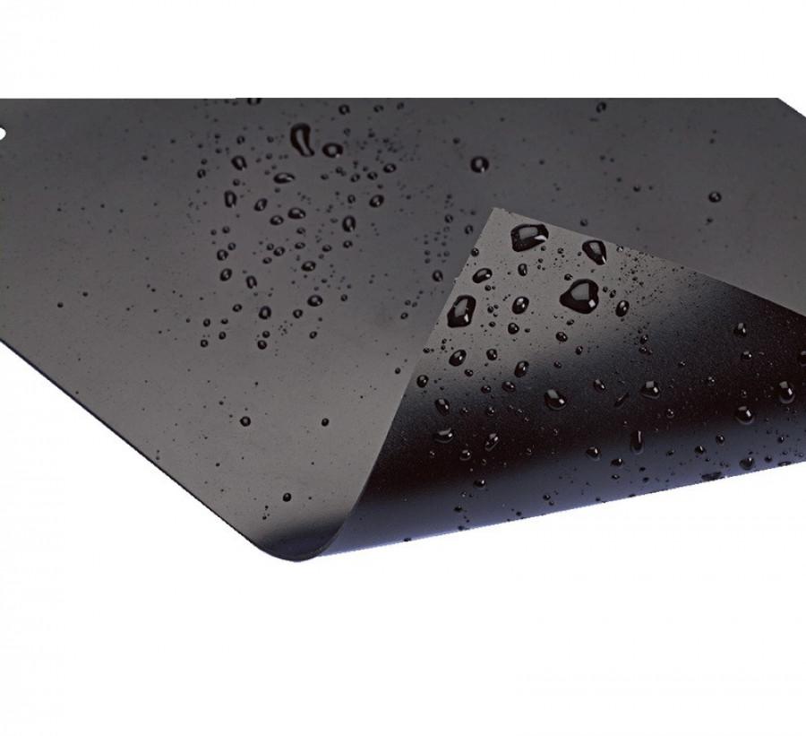 PVC Teichfolie 0,5mm / 2x3m - Oase AlfaFol schwarz