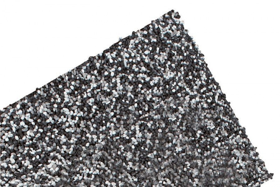 Steinfolie granit-grau 1,0m breit