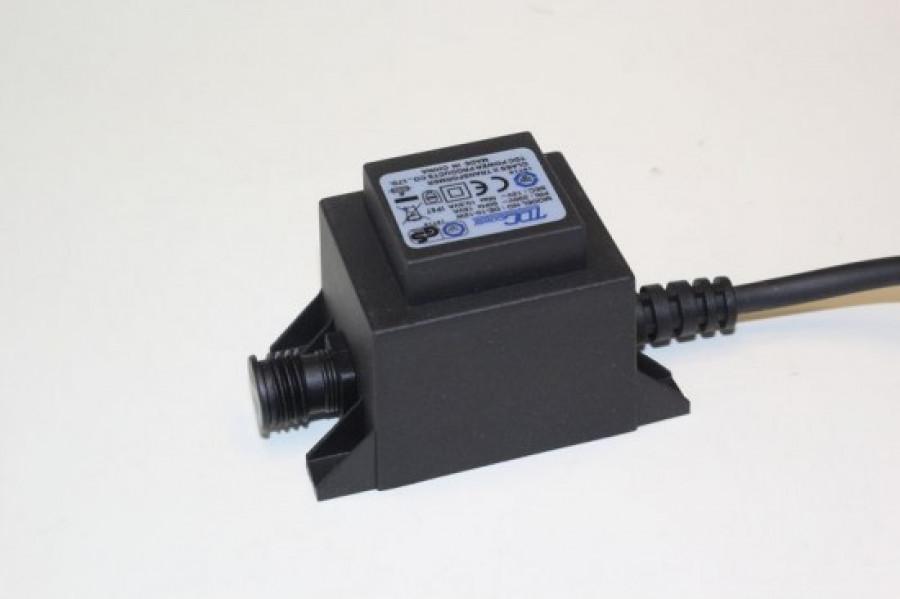 Trafo 20VA 2 m H05RN-F 2 x 0,75 mm²