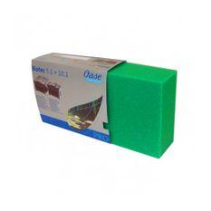 Ersatzschwamm grün BioSmart 18000-36000/Biotec 5.1-10.1