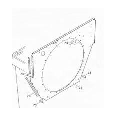 Ersatz Trennwand BioTec/Compact Gravi.