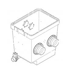 Behälter PCP TF-L Gravitation 2017