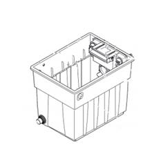 BG Behälter BioTec ScreenMatic² 90000
