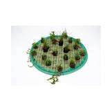 Floating Plant Islands Set 80cm round incl. 20 plants