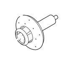 Ersatzrotor Aquarius Eco Expert 36/44000