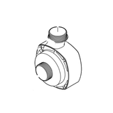 BG Pumpengehäuse Aquarius Universal Eco