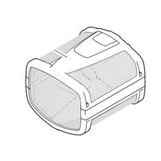 BG Filterkorb Aquarius Expert 44000