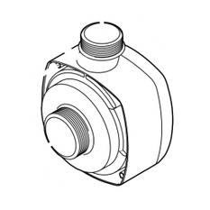 BG Pumpengehäuse Aquarius/AquaMax 44000