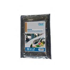 PVC Teichfolie 0,5mm / 2x1,5m - Oase AlfaFol schwarz