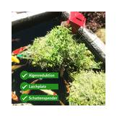 Schwimminsel Teich rund 45cm - für 6 bis 8 Pflanzen  Bild 4