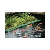 Floating plant islands rectangular large 125x55cm - for 14 to 20 plants  Image 2