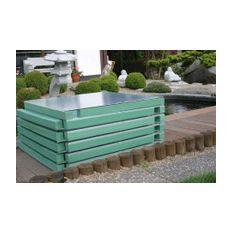 Schwimmende Teichabdeckung 1x1m, 7cm hoch, Stück ¤ 150,00  Bild 5
