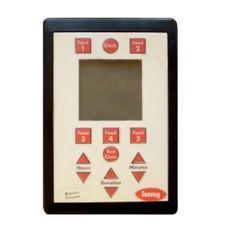 Koi Cafe Futterautomat - Rot ohne Solarzellen  Bild 2