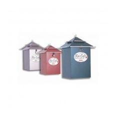 Koi Cafe Futterautomat - Rot ohne Solarzellen  Bild 3