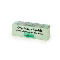 Cyprinocur Quick healing powder for injured Koi 5g