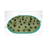 Floating Plant Islands Set 120 x 160cm oval incl. 36 plants