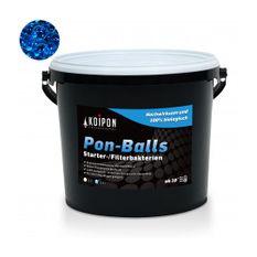 Nitrifizierende Bakterien Teichstarter KOIPON Pon-Balls