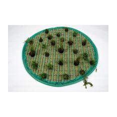 Pflanzeninsel-Set 120cm rund inkl. 25 Planzen