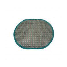 Pflanzinsel oval 120x160cm - für 34 bis 40 Pflanzen