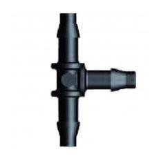 Verbinder T-Stück 4x4x4 mm