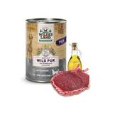 Wildes Land - Dog Wet Food - Wild PUR (cereal and gluten free)