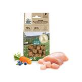 Wildes Land - Dog snack - meat cubes chicken with carrot and cranberry 100g (grain free)