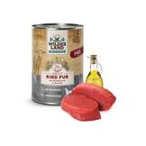 Wildes Land - Dog wet food - Beef PUR (cereal and gluten free)