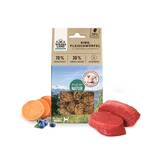 Wildes Land - Snacks - Meat cubes beef with sweet potato & blueberries 100g (grain free)
