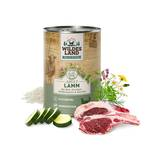Wildes land - Dog wet food - Lamb with rice (gluten-free)