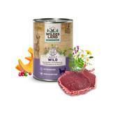 Wildes land - Dog wet food - Wild (grain-free)